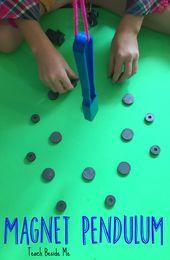 Magnet Pendulum 1
