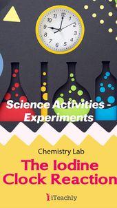 Science Activities - Experiments 1
