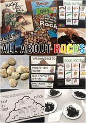 Rocks Rock! All About Earth's Materials - Sharing Kindergarten 3