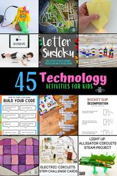 Computer Science, Coding, and Tech Projects for Kids 4