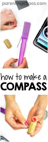 How to Make a Compass 1