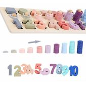Montessori Board Educational Toy 6