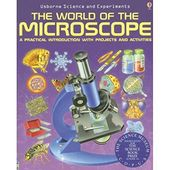 AmScope The World of the Microscope - A Practical Introduction with Projects and Activities - Multi 3