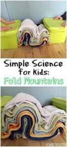 How Do Folded Mountains Form: Science For Kids 7
